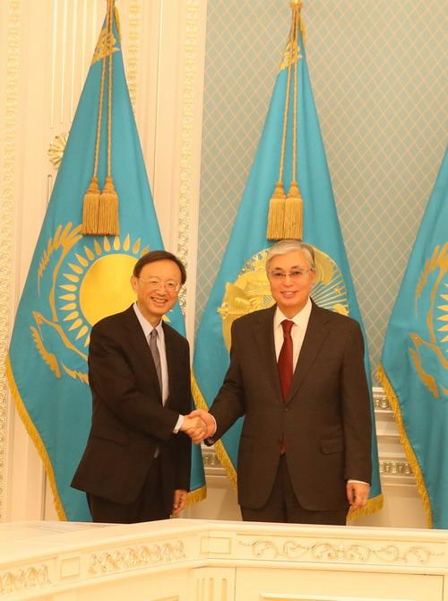 外媒关注:哈萨克斯坦总统坚信中国必将战胜疫情(2)