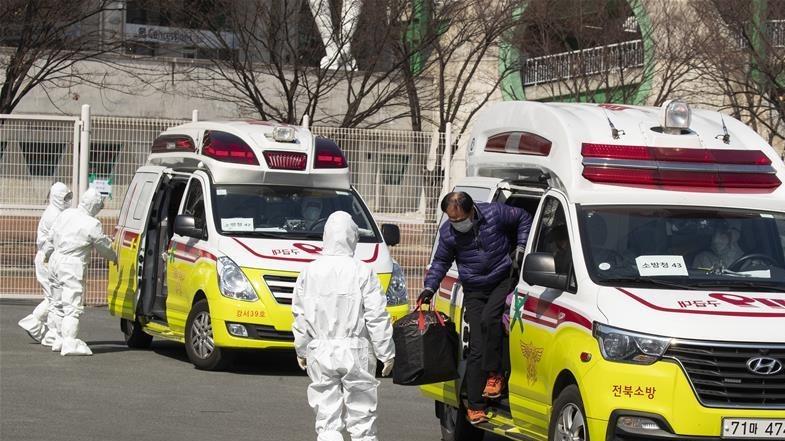 韩国大邱新冠肺炎轻症患者的收治轨迹