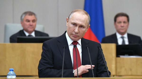 外媒关注俄罗斯议会通过宪法修正案