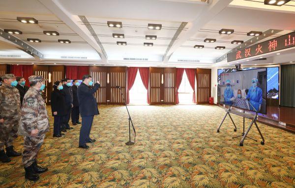 境外媒体综述:中国抗疫之战迎来胜利曙光