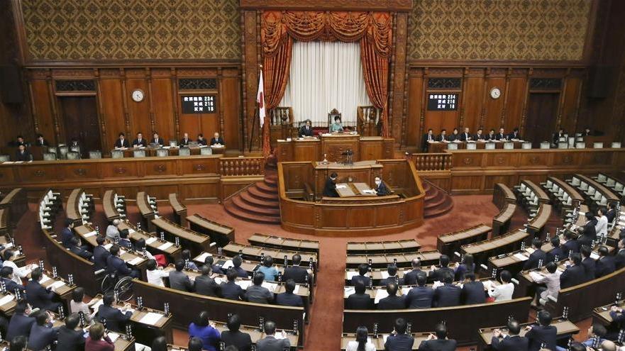 日本通过《新型流感等对策特别措施法》修正案