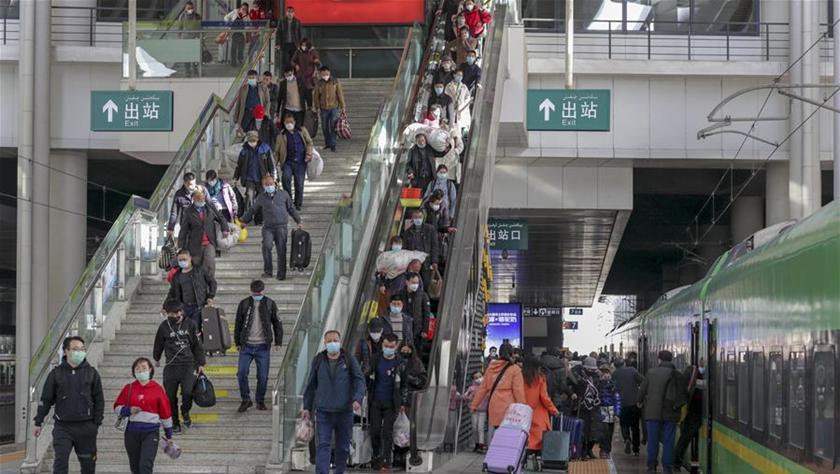 新疆铁路大面积恢复疆内旅客列车开行