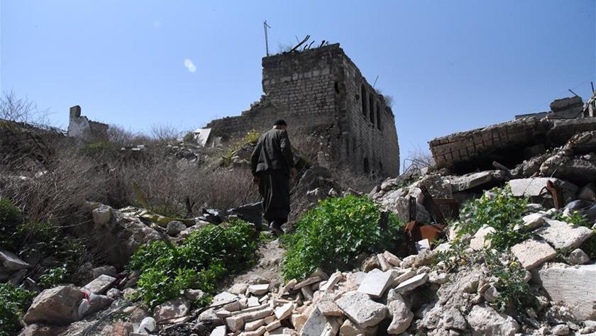 """通讯:""""我的心在流泪""""——叙利亚危机9周年重回阿勒颇"""