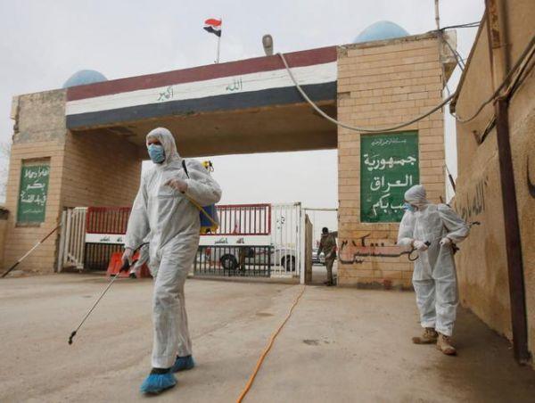 """担心新冠疫情为""""生物袭击"""" 伊朗军队举行生物战演习"""