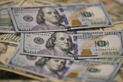 外媒:避险情绪加剧促美元大涨