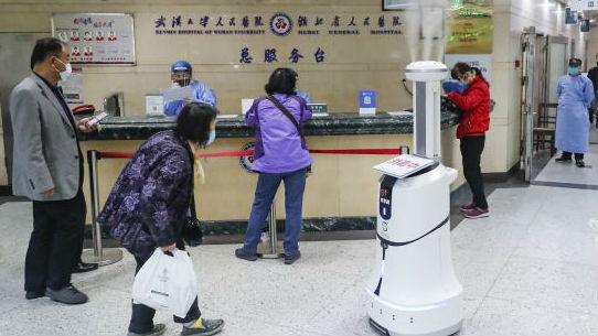 """西媒:中国高科技抗疫堪称""""参考范本"""""""