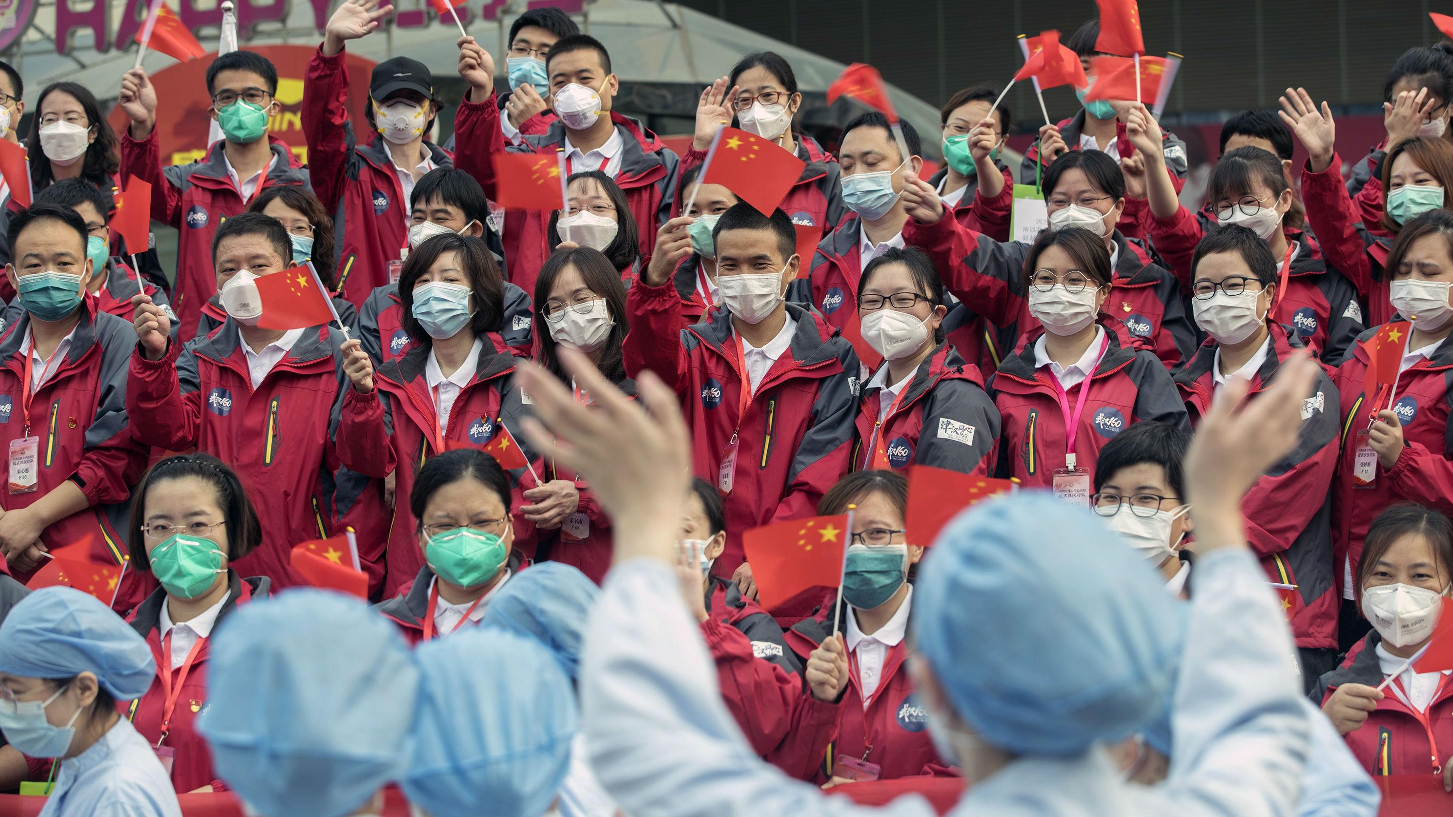 """外媒聚焦中国本土新增病例""""清零"""":中国抗疫看到""""隧道尽头的曙光"""""""