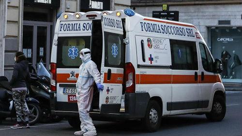 意大利新冠病亡数升至全球第一 专家分析高死亡率原因