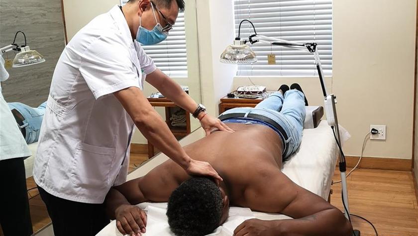 中医进医保让更多纳米比亚人获益