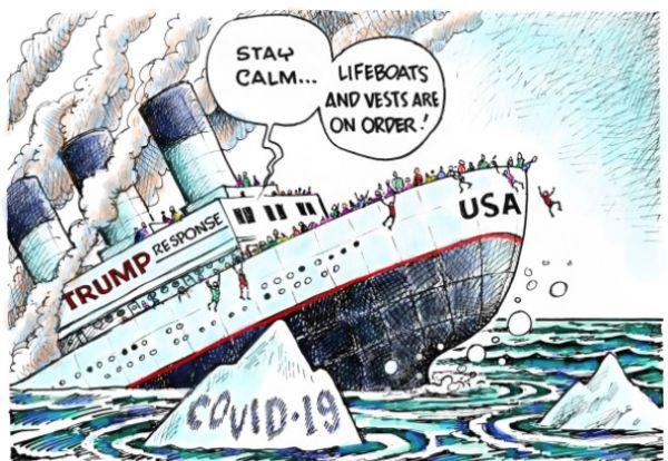 逃离美国?