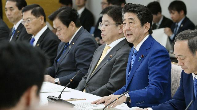 锐参考| 今天,日本被逼到墙角了……