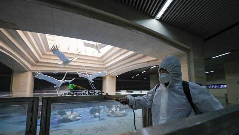 武汉公共交通系统为恢复运营做准备