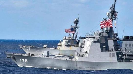 军演推迟、军舰被拒停靠 日本因疫情被迫叫停对外防卫交流
