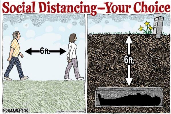 距离事关生死