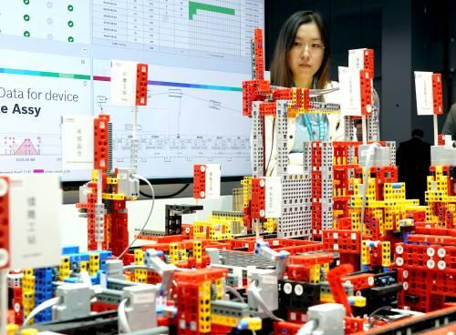 日媒:日本物联网技高一筹 中国谋求合作