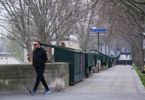 法医院高管:法国新冠肺炎死亡人数或被严重低估