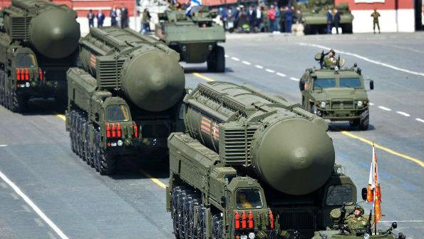 俄防长:俄军核力量现代化装备占比年内将达到87%