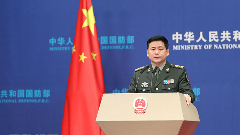 外媒关注:中方对美舰再穿台海强烈不满