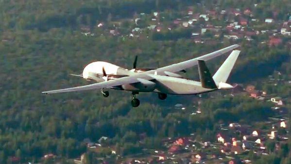 """俄军将获""""全能""""无人机:可自主攻击 还能搭档苏-57"""