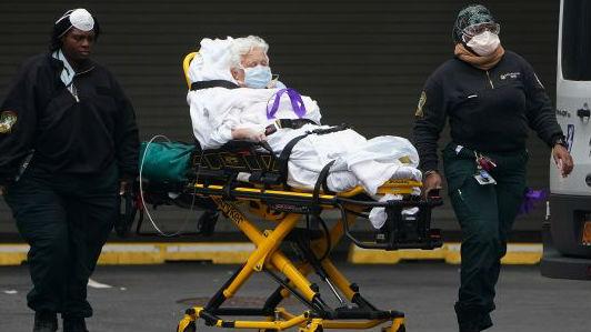 """外媒透视""""下一个全球疫情中心"""":这里的医院已经不堪重负"""