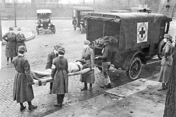 只因最早公开而非发源地 大流感让西班牙烦恼一百年