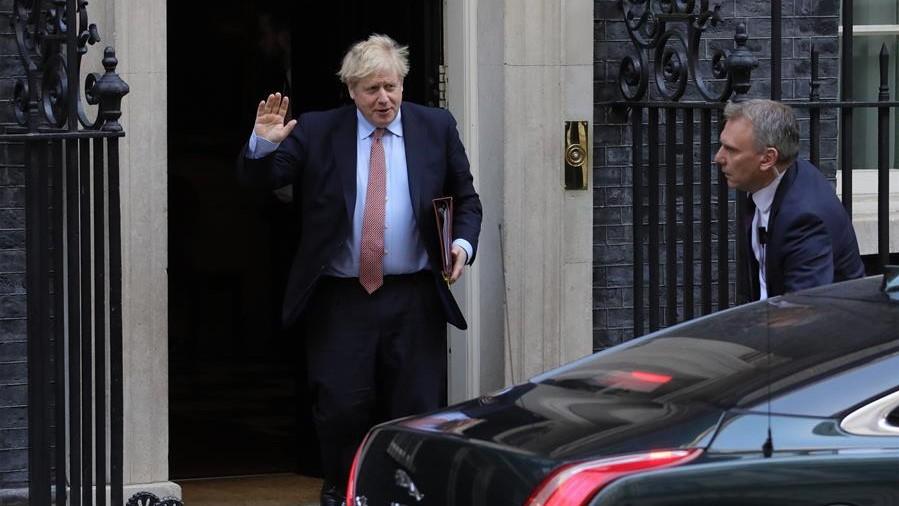 英国首相确诊感染新冠病毒