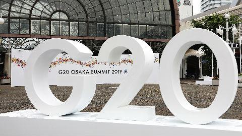 """外媒称G20史无前例结成战疫""""统一战线"""""""
