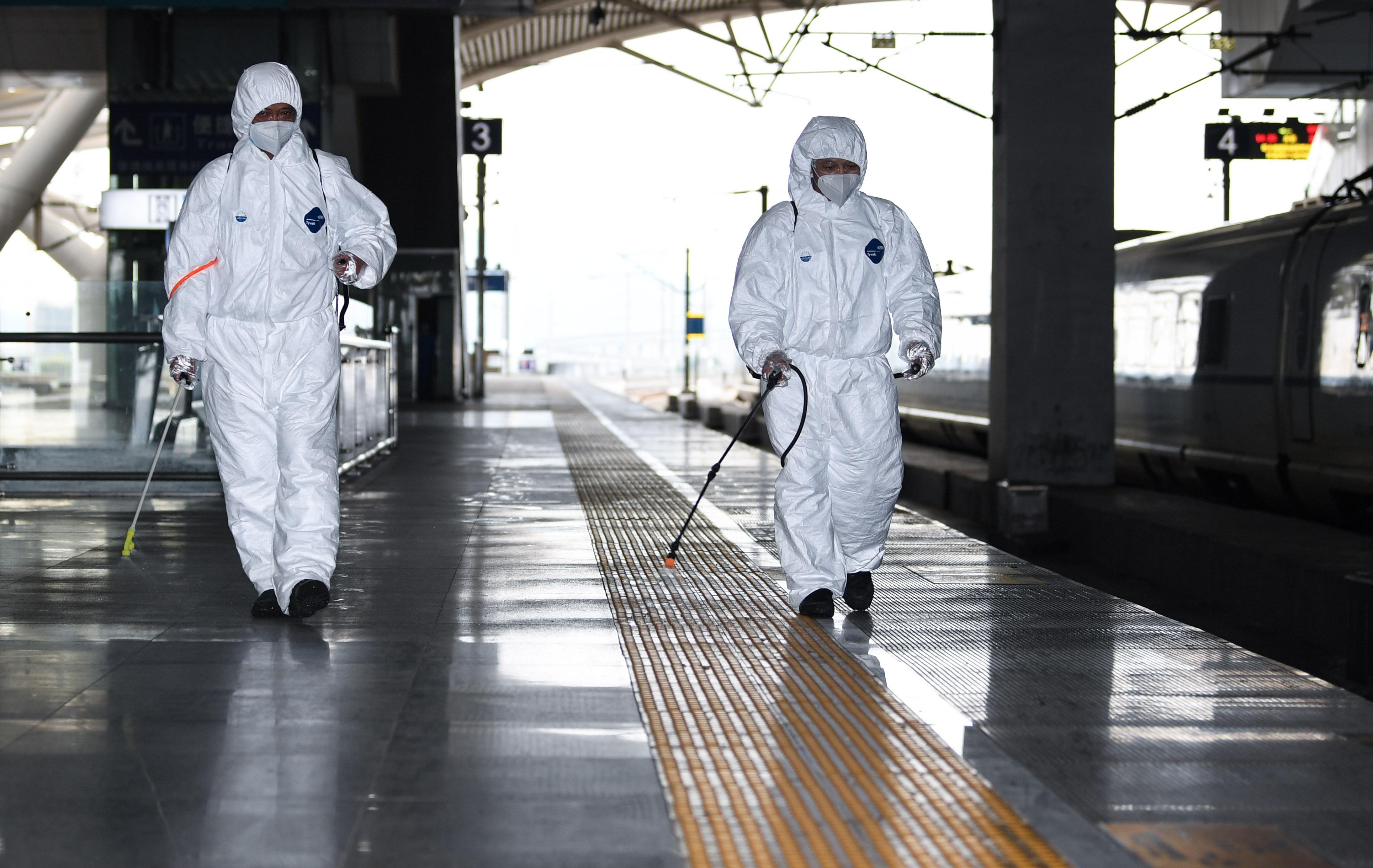 """研究显示:中国隔离措施成世界抗疫""""模板"""""""