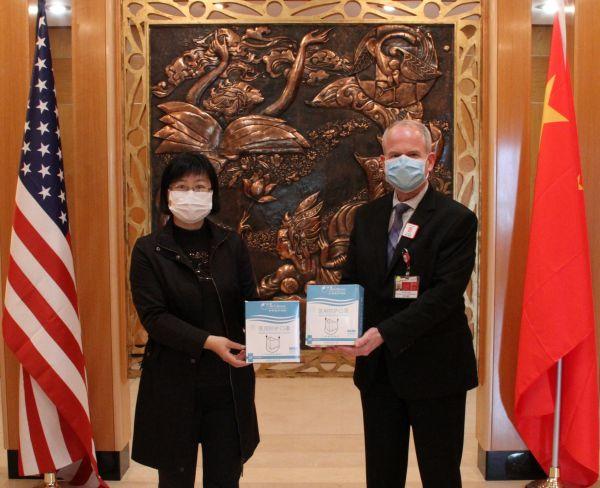 境外媒体关注:中美元首通话共商抗疫合作