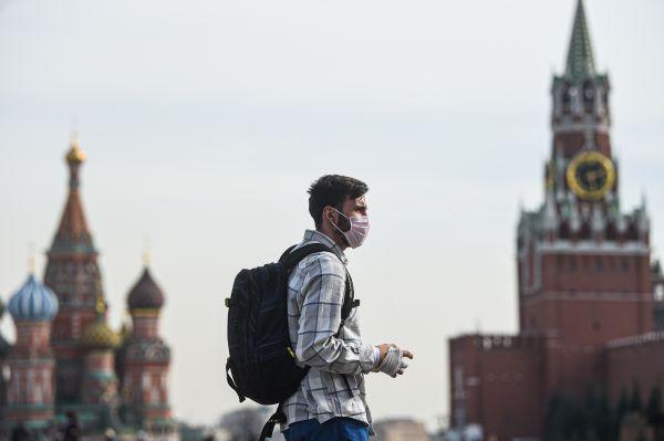 为防控疫情 俄罗斯全国将从今日起带薪放假一周