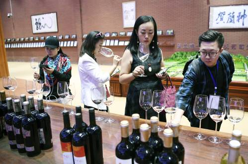 """美媒:中国这一地区获赞世界葡萄酒""""新星"""""""