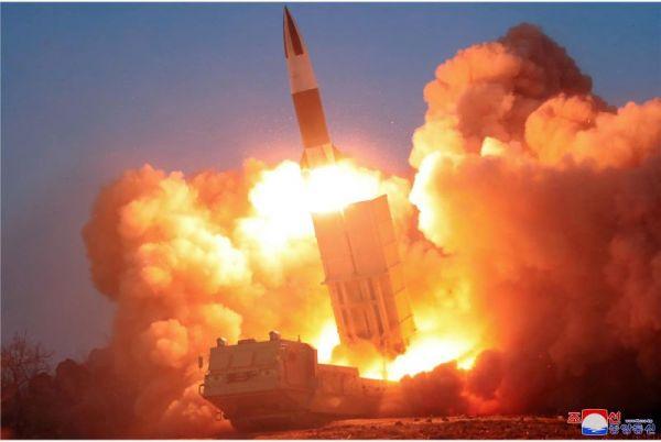 朝鲜29日发射2枚短程飞行物 外媒称本月发射频率高