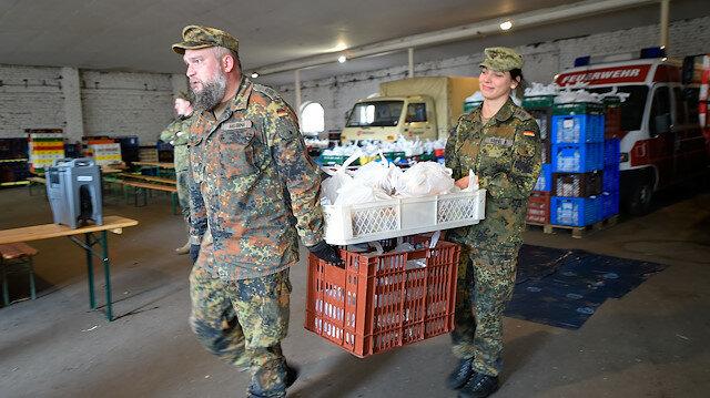 外媒:欧洲多国军队积极参与抗疫