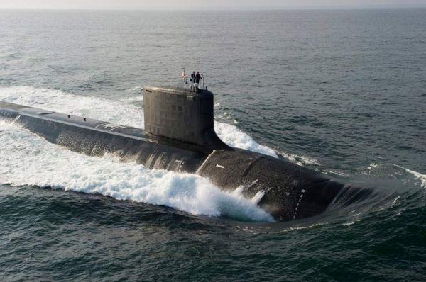 """外媒:核潜艇艇员巡航深海 或对疫情有""""幸福的无知"""""""