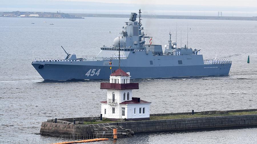 俄将部署新型护卫舰守护黑海 俄专家:可瞄准美军基地