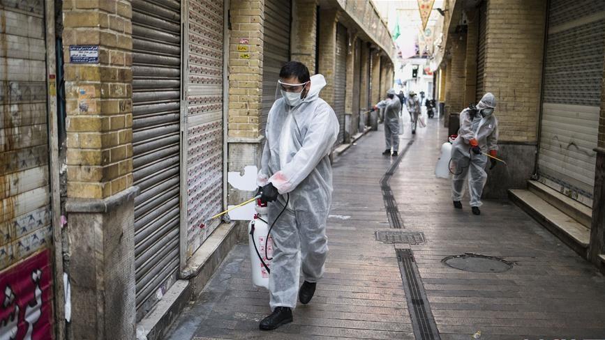 伊朗:消毒进行时