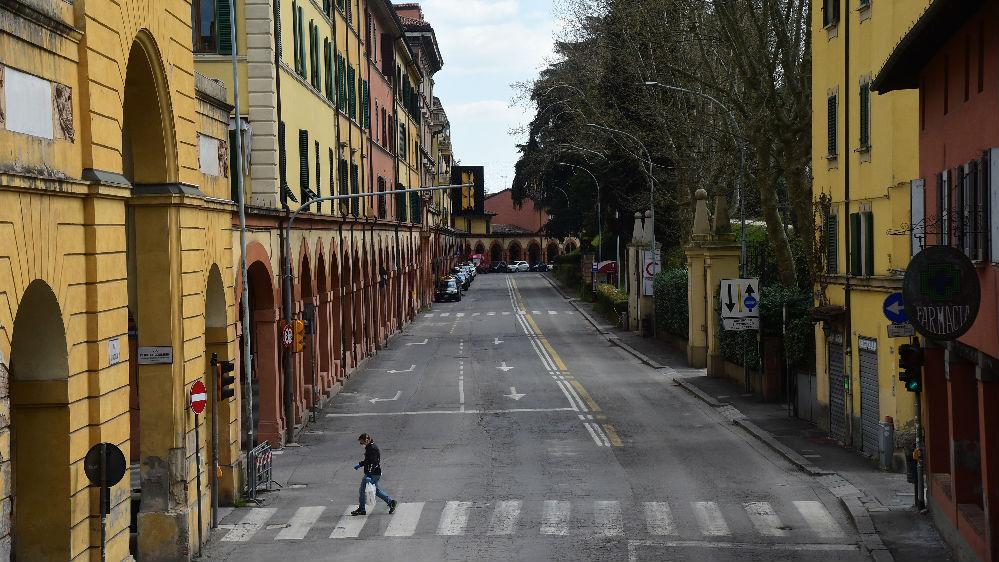 在席卷意大利的疫情风暴中,这个华人聚居区被誉抗疫典范