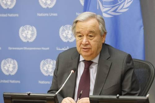 联合国秘书长发出团结抗疫疾呼