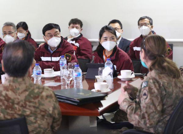 """记者目击:中国助力""""巴铁""""抗击新冠疫情"""