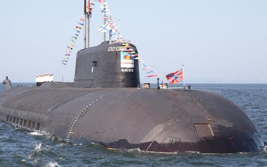俄核潜艇全体艇员遭隔离 荷兰潜艇暴发疫情被迫返港