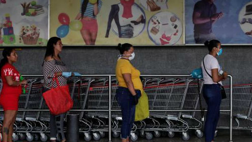 巴拿马为防疫情规定男女分时间外出:一三五女士,二四六男士