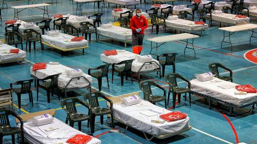 """外媒:世界卫生组织就疫情""""几乎呈指数级""""扩散发出警告_德国新闻_德国中文网"""