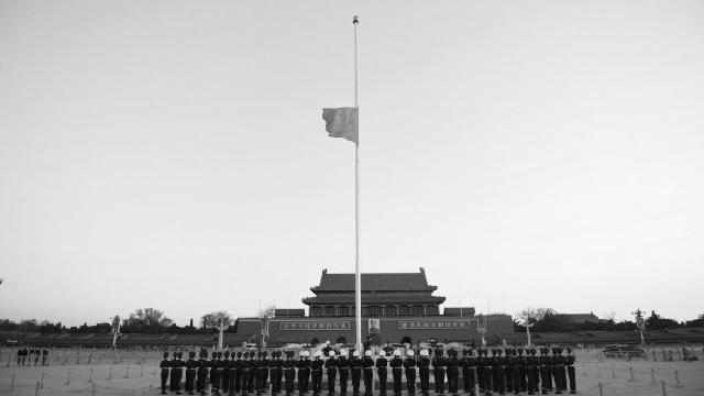 """新莆京   中国""""暂停三分钟"""",这些细节外国媒体很关注——"""