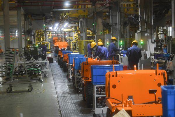 日媒文章:疫情难改中国全球产业链核心地位