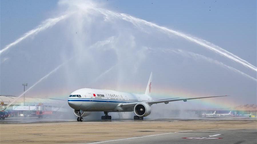 557名国家援鄂医疗队队员平安返京