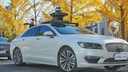 自动驾驶领域中企崛起 日媒细究中美差距——