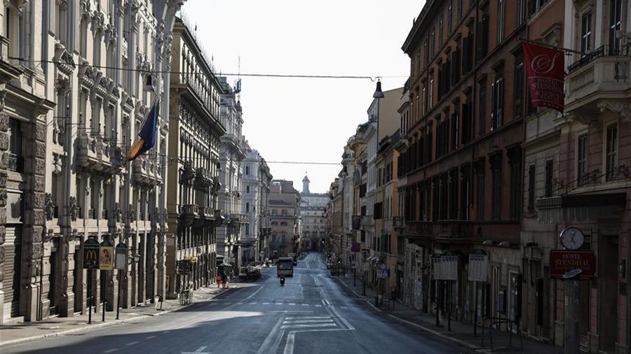 意大利確診病例超15萬例