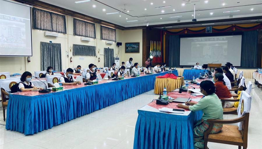 緬政府表示將在全國推廣中國專家組防疫建議
