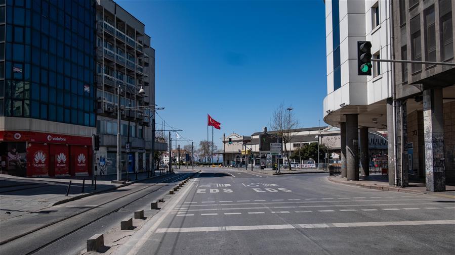 土耳其確診病例超8萬 成為中東病例最多國家