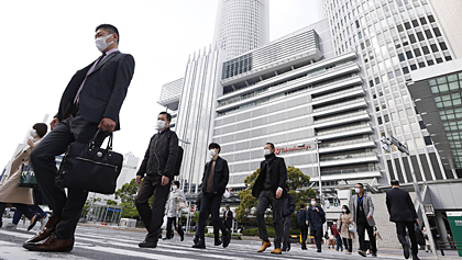 """外媒:专家称日本疫情扩散""""远超预期"""""""